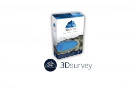 Λογισμικό 3DSurvey 1 άδεια χρήσης