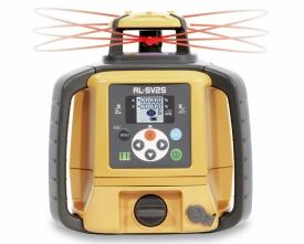 Kατασκευαστικό Laser Topcon RL-SV2S w/LS-80L